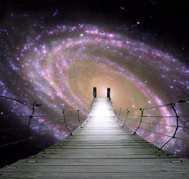 Nuestro corazón es la entrada para el camino de regreso a nuestro verdero origen.