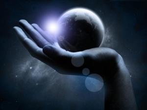 Para poder tener el mundo en tus manos, primero tienes que ser consciente de él.