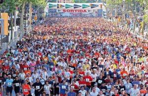 La vida es más parecida a un maraton que a una carrera de 100 mts. planos