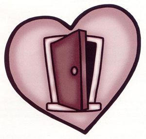 La entrada al corazón siempre está abierta, solo tienes que querer entrar.