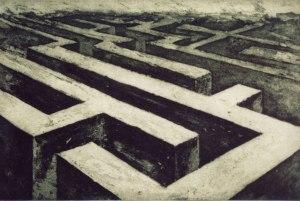 El ego se encarga de mantenernos atrapados en los laberintos de nuestros pensamientos.