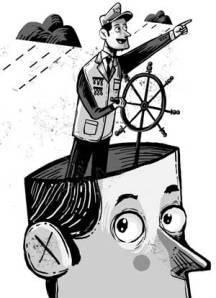 Asume el control de tu destino y conviertete en el capitan que te llevará a puerto seguro.