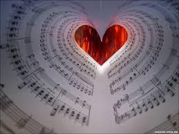 La música siempre ha sido la mejor manera de expresarlo. aquí tienes un regalo.