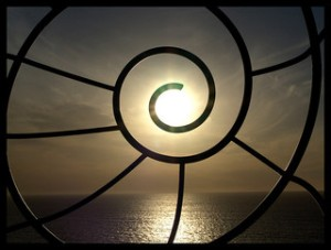 Los círculos virtuosos son más como espirales que nos acercan constantemente a nuestra mejor versión.