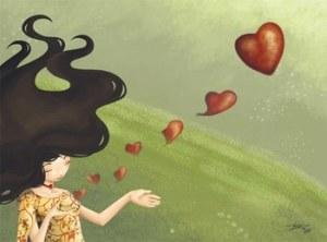 Abrir el corazón no es solo entregar amor de pareja, también se trata de aprender a recibir.