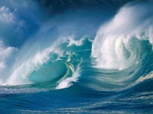 Los cambios son como las olas del mar, siempre hay una detrás de la que llega.