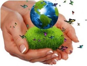 Al estar entusiasmado sientes, que literalmente, tienes el mundo en tus manos.