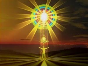 La conexión con Dios es permanente, solo ocúpate de no cortarla. Si el nunca esta fuera de cobertura.