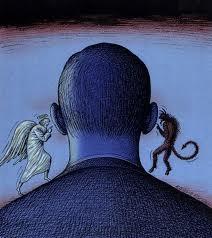 La lucha entre la consciencia y el ego termina cuando tomamos la decisión de ser mejores a cada paso que damos.
