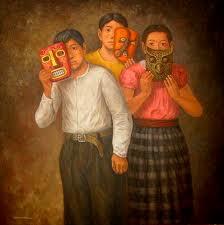Todos usamos máscaras con el fin de ser aceptados por el grupo al que queremos pertenecer