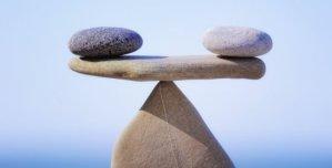 El balance entre el tiempo dedicado a nuestras actividades, es el secreto de la tranquilidad.