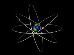 Estamos hechos de átomos y entre los elementos que lo componen lo que hay es mucho espacio vacío.