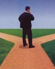 Nuestra vida siempre estará llena de encrucijadas. ¿Como saber que camino tomar?
