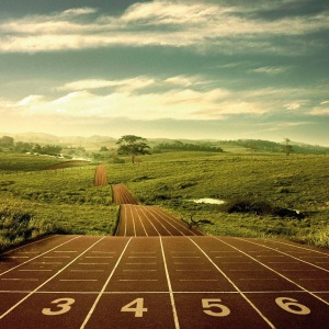 La felicidad es como una carrera, pero de resistencia no de velocidad.