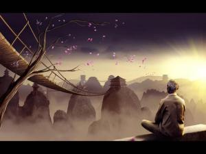 Solo en el silencio mental somo capaces de mirarnos sin juicio para rectificar los errores.