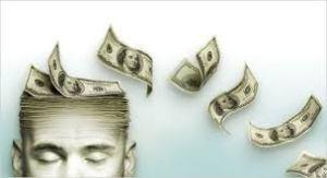 El problema no es pensar en dinero, el verdadero problema es hacer del dinero lo único en que piensas.