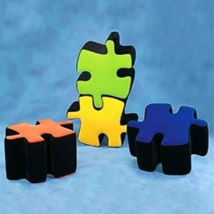 No es posible terminar un rompecabezas si todas las piezas son iguales.