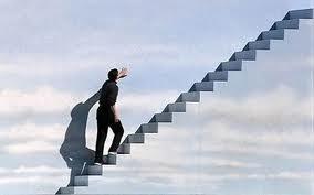 El camino de la evolución siempre es ascendente.