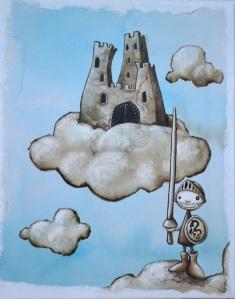 Construir castillos en el aire es fácil, lo complejo es construir las bases. Atrévete.
