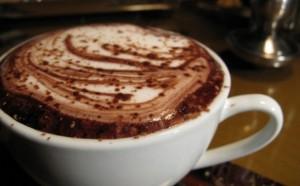 Pocas cosas son tan buenas como una taza de buen chocolate para desacelerar