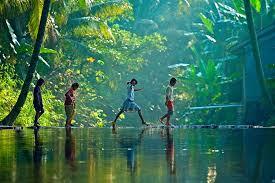 Se como el río, No enfrentes la roca, solo rodeala, abrazala y verás como logras superarla.