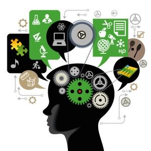 Nuestro cerebro es una herramienta maravillosa que se encarga de organizar la información de manera que podamos usarla más rapidamente.