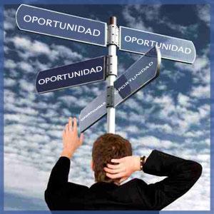Cualquier camino que tomes representa nuevas oportunidades, solo resta conocer exactamente lo que se desea para tomar el más favorable