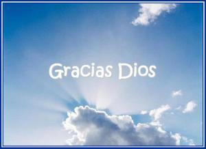 gracias a Dios 1