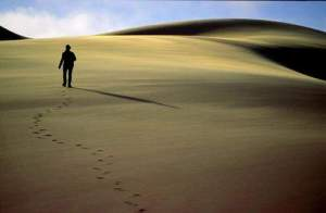 El balance está en nuestro interior, no afuera cuando escapamos de nosotros mismos.
