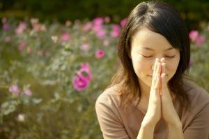 Orar y meditar son las mejores maneras de conectarnos con la intuición y encontrar respuestas.