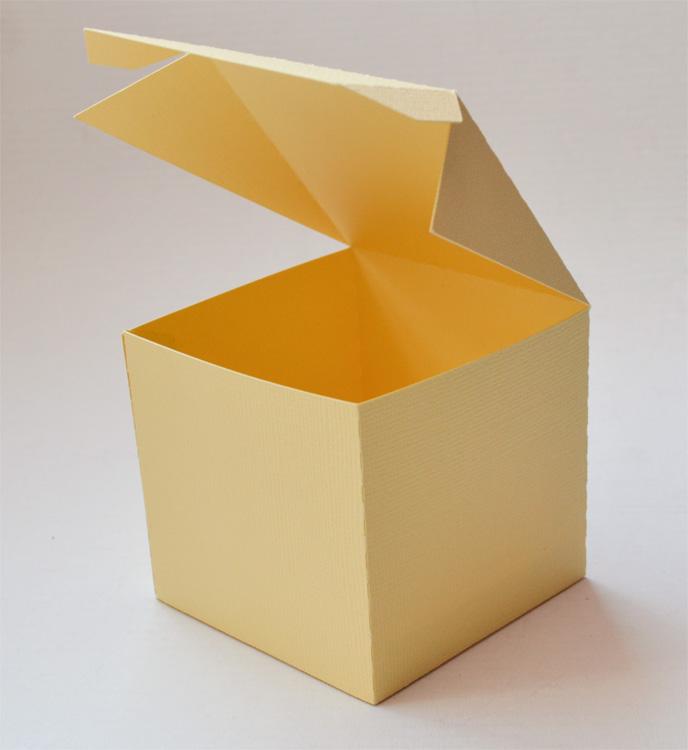 La caja de papel conexi n permanente - Cajas forradas de papel ...