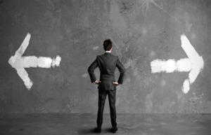 Cuando nos enfrentamos a las bifurcaciones, es menester saber cuando las decisiones provienen del ego o la intuición.