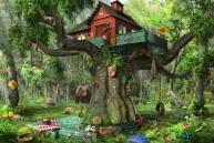 La casa del árbol, ese escondite bajo la cama, ese lugar de tu mente donde solo existe una verdad.