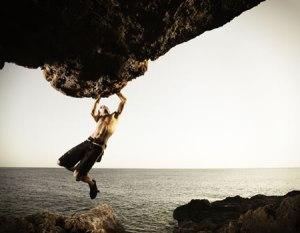 En ningún momento de la vida rendirse es una opción valida.