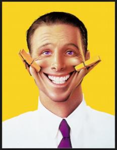 Mantente sonriente, porque además de envejecer más despacio, no sabes a quien le estarás alegrando el día.