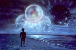 El universo entero está a nuestro alcance, solo tenemos que accionar para que todo suceda.