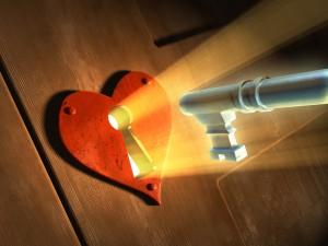 Abrir el corazón es una decisión que implica superar las emociones que nos hacen encerrar.