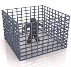El problema con los encierros emocionales es que creamos jaulas de las que no sabemos salir.