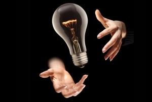 Crear comienza con organizar y creer en las ideas que están en nuestra mente.