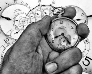Solo tu controlas en que empleas el tiempo que tienes. Enfócate en lo que te hace avanzar.