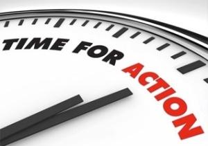 Ha llegado el momento de actuar, sin excusas ni demoras.