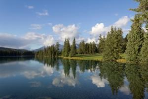 Aunque el lago esté en calma, no quiere decir que no esté ocurriendo nada.