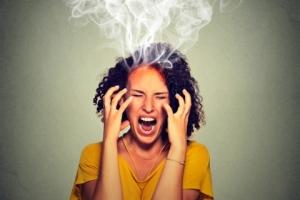 Cuando acumulas rabia te enfermas y también puedes causar daño a quienes te rodean.