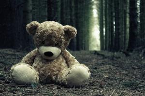 Si estás triste solo te queda un camino, llorar.