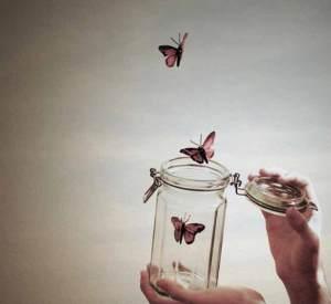 Dejar ir no es perder, es abrir espacios.