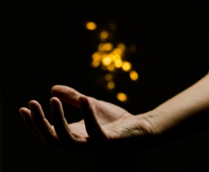 La magia solo puede ser vista por quienes creen en ella.