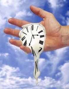 El tiempo pasa, así que actúa.