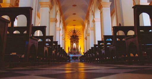 Semana Santa sin iglesias