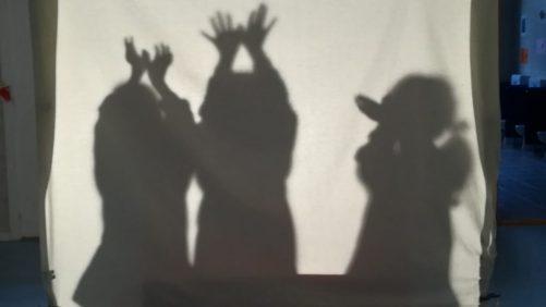 de luz y de sombra