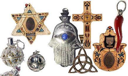 Leccion 7 - Amuletos y talismanes